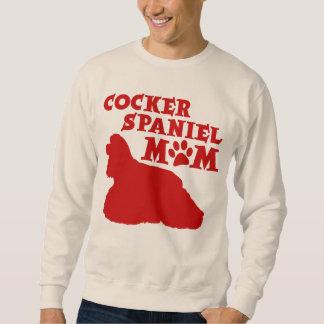 COCKER SPANIEL-MAMMA SWEATSHIRT