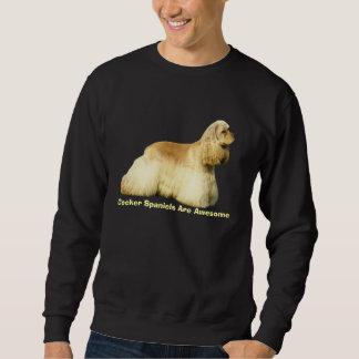 Cocker spanielunisexSweatshirt Sweatshirt