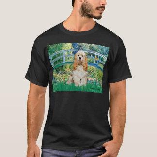 Cockerspaniel (Büffelleder) - Brücke T-Shirt