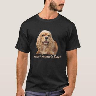 Cockerspaniel-gerade entzückender UnisexT - Shirt