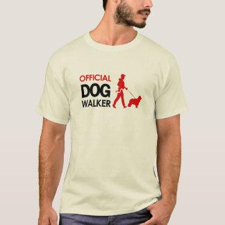Cockerspaniel-Hundewanderer-T - Shirt