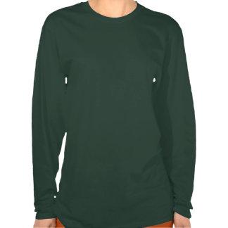 Cockerspaniel-lächelnder Damen-T - Shirt