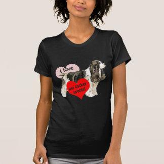 Cockerspaniel-Liebe T-Shirt