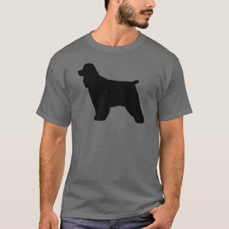 Cockerspaniel-Silhouette T-Shirt