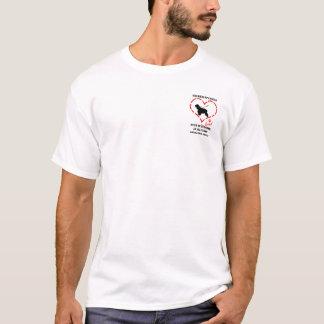 Cockerspaniel-Spaniels müssen geliebt werden T-Shirt