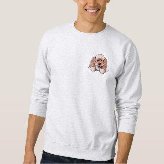 Cockerspaniel-Sweatshirt der Taschen-ASCOB Sweatshirt