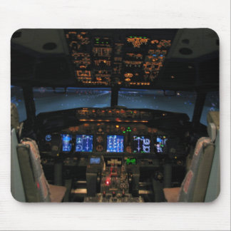 Cockpit 737 mousepads