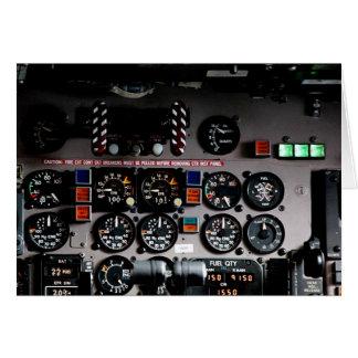Cockpit Karte