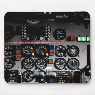 Cockpit Mousepad