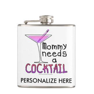 COCKTAIL-FLASCHE - Mama benötigt ein COCKTAIL!