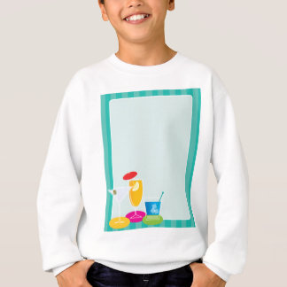 Cocktail-Grenze Sweatshirt