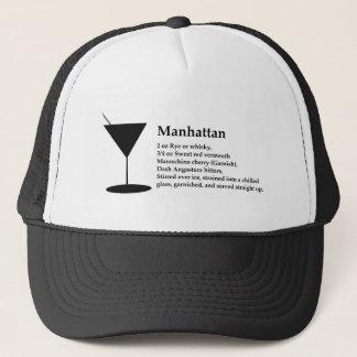 Cocktail Truckerkappe