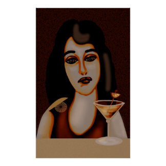 Cocktailnacht Poster