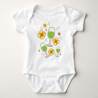 Cocktails Baby Strampler