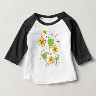 Cocktails Baby T-shirt
