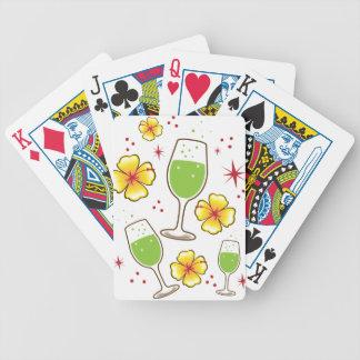 Cocktails Bicycle Spielkarten