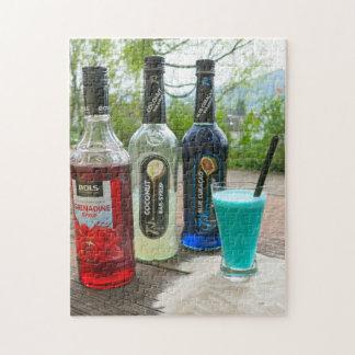 Cocktails der Grenadinen Puzzle