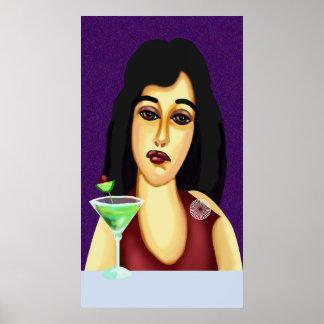 Cocktailstunde Poster