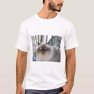 Coco-Weiß-Hintergrund T-Shirt