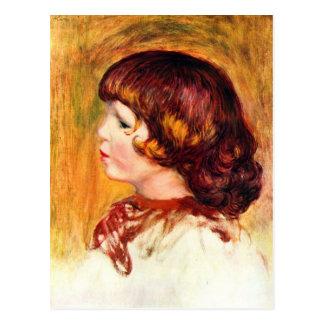 Cocos durch Pierre Renoir Postkarte