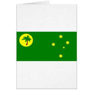 Cocos-Inseln Karte