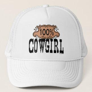 Cocwgirl Hut 100% Truckerkappe