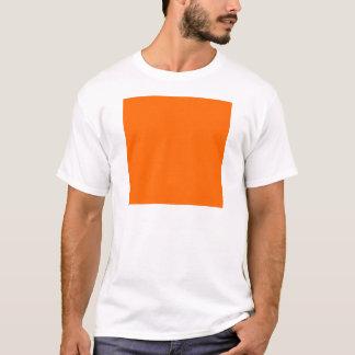 Code-Netz-Farborange der Hexe-#FF6600 T-Shirt