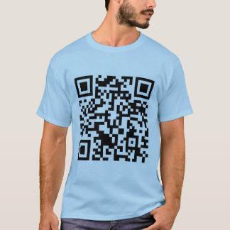 Code Rickrolled Rick-Rollen QR T-Shirt