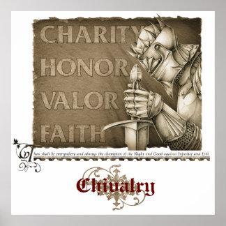 Code von Chivalry Poster