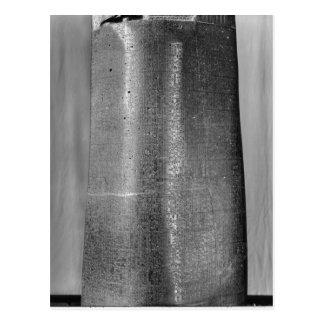Code von Hammurabi, Detail der Spalte Postkarte