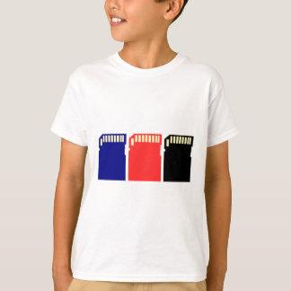 Codierte Karten - Sd-codierte Karte T-Shirt