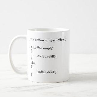 //Coding// Kaffeetasse