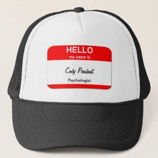 Cody Anhänger Truckerkappe