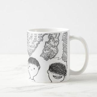 Cody Dalla Freundschaft GRAFIK-Tasse! Kaffeetasse