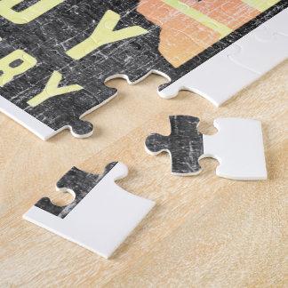 Cody Land Wyoming Puzzle