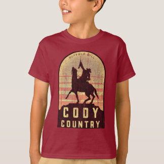 Cody Land Wyoming T-Shirt