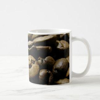 Coffe Bohnen-Tasse