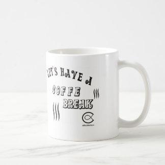 coffe Bruch-Tassen Tasse