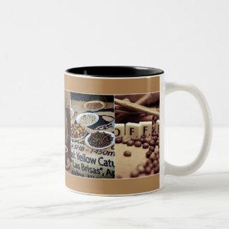 Coffe Cup Zweifarbige Tasse