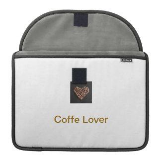Coffe Liebhaber Sleeve Für MacBook Pro