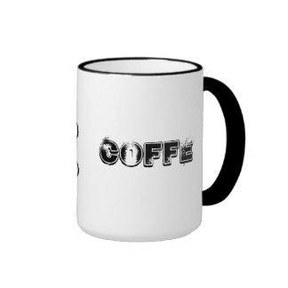 Coffe Rock Ringer Tasse