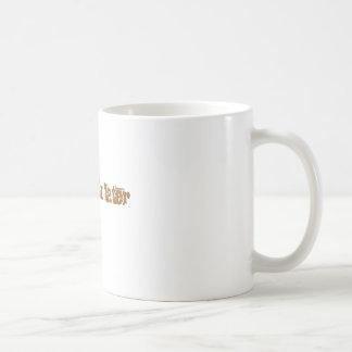 coffe sprechen zuerst später kaffeetasse