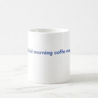 Coffe Tee Tasse