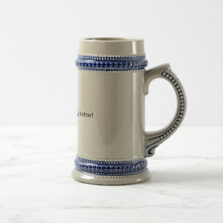 Coffe Bierkrug