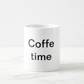 Coffe Zeit Tasse