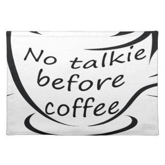 coffee22 stofftischset