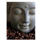 Coffee Buddha Postkarte