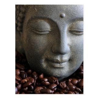 Coffee Buddha Postkarten