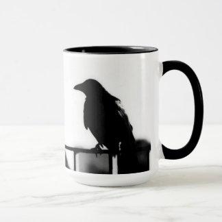 """coffee mug """"black coffee"""" tasse"""