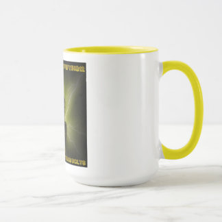 Coffee Mug Electro-Legions-Kommandanten Tasse